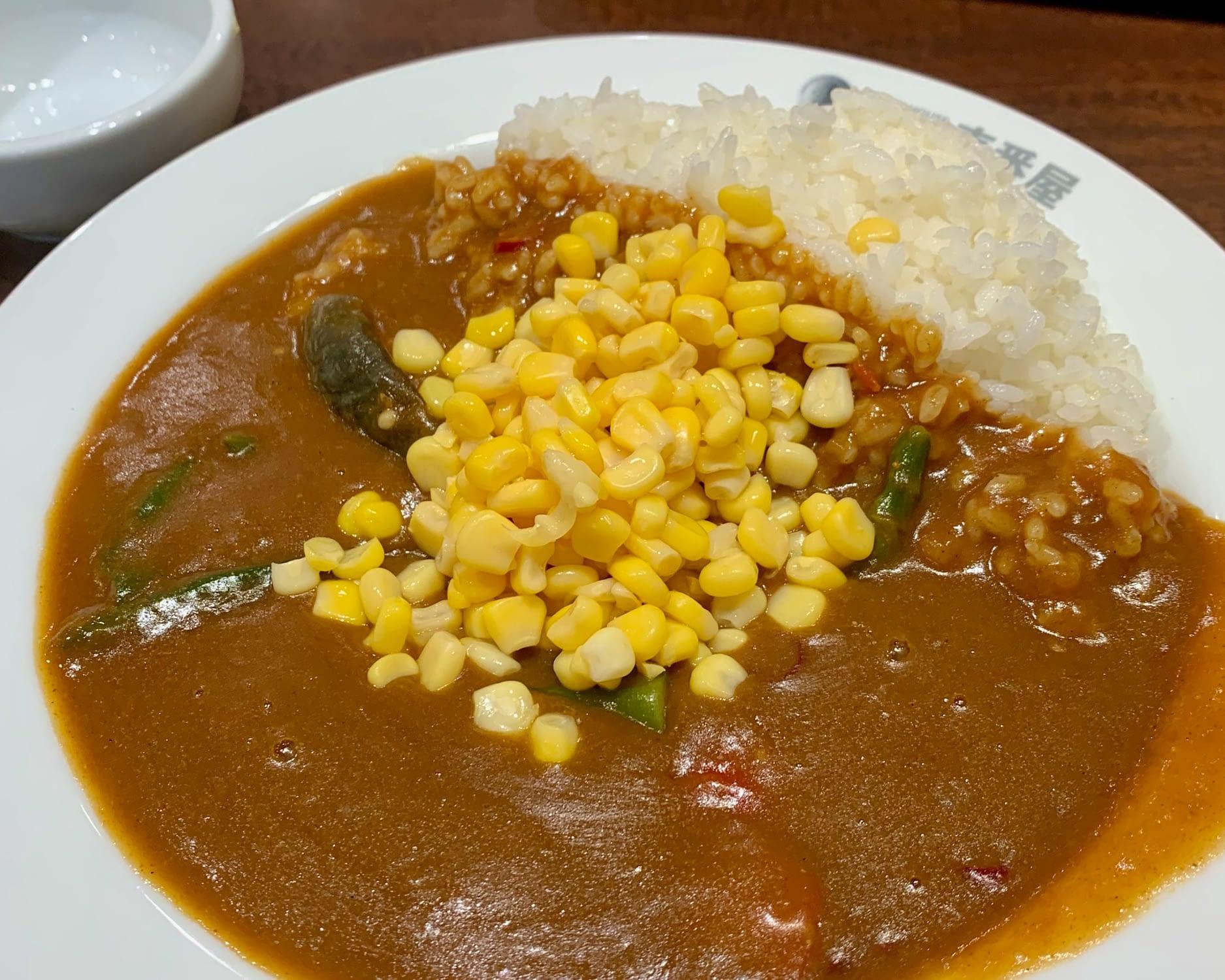 coco ichibanya vegan curry