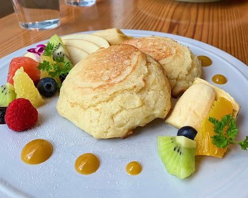ain soph pancakes