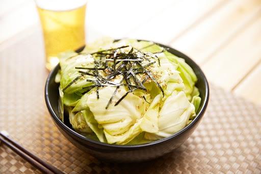 izakaya cabbage salad