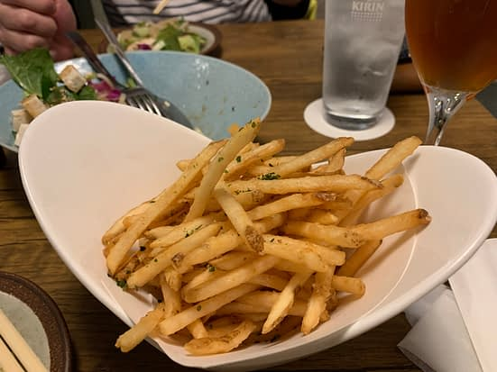 izakaya fries